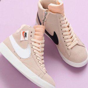 Nike Blazer Mid Rebel 'Bio Beige' Women's Sneaker